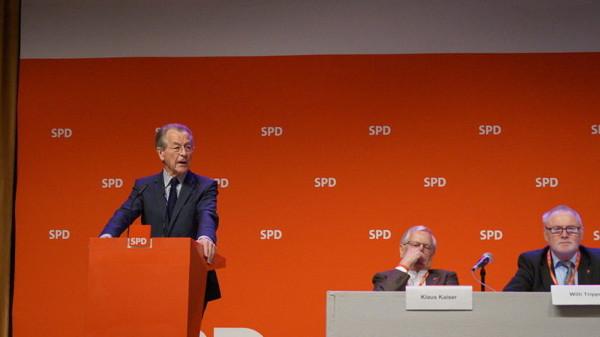 Bundeskonferenz mit Franz Müntefering